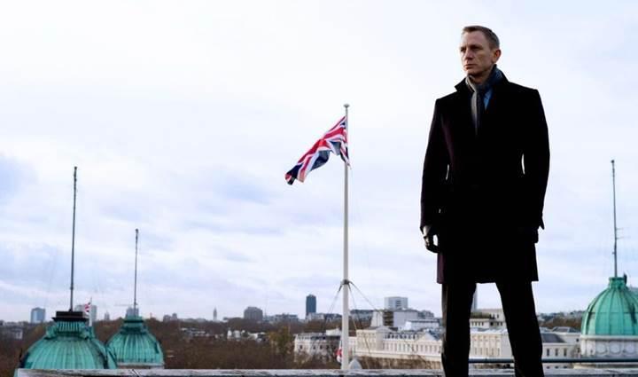 Sinematik evren furyasına James Bond da katılıyor