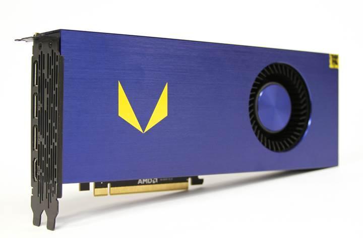 AMD Radeon Vega Frontier Edition'un PCB'si görüntülendi