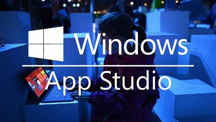 Microsoft, 1 Aralık'ta Windows App Studio'yu kapatacak