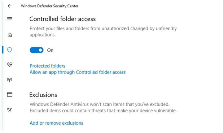 Microsoft şantaj yazılımlarına tedbir alıyor