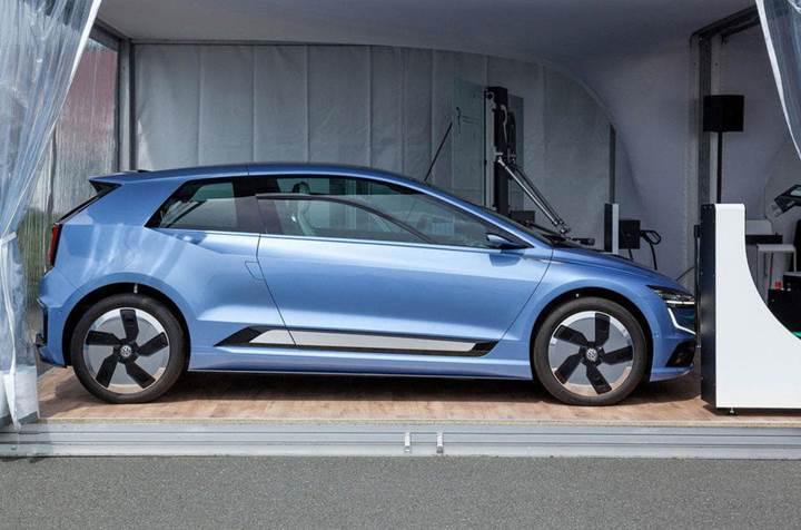 2020 model Golf'ün tasarımını yansıtan ilk fotoğraflar geldi