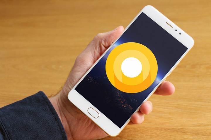Android O, 2017'nin üçüncü çeyreğinin sonuna kadar gelecek