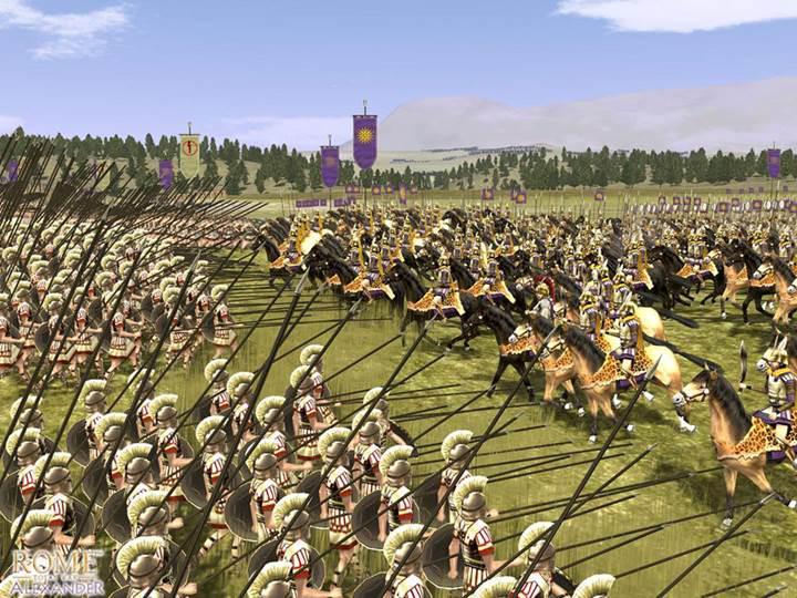 iPad'e Rome: Total War – Alexander geliyor