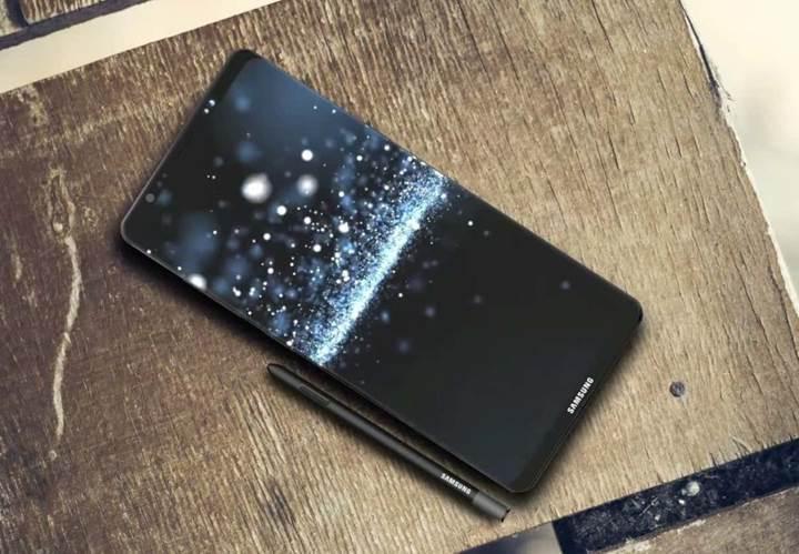 Samsung Galaxy Note 8 fiyatları 1100$'a kadar çıkacak