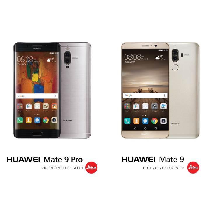 Huawei Mate 10 da çerçevesiz ekran modasına uyuyor