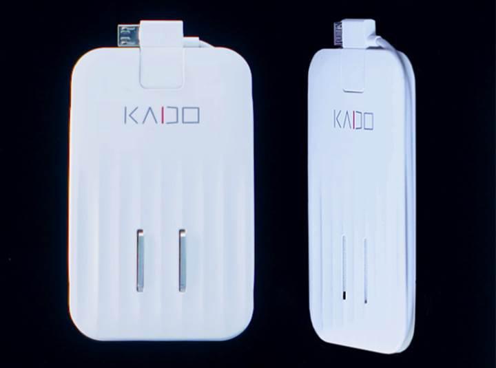 Kado: Dünyanın en ince şarj adaptörü