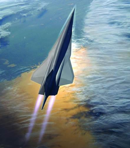 Hipersonik uçaklara seramik kaplama