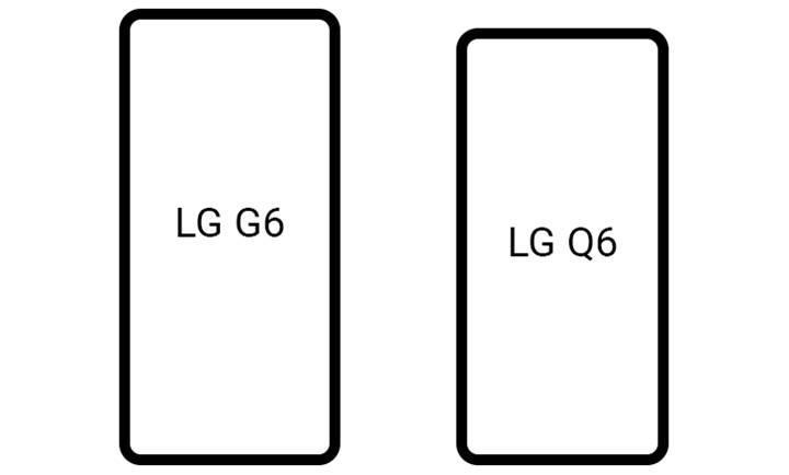 LG Q6'nın görseli sızdırıldı