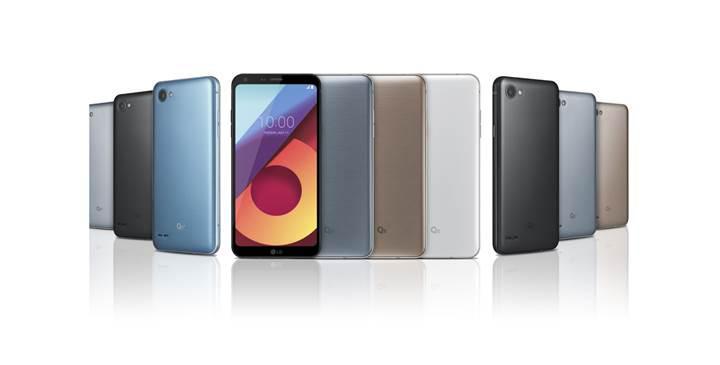 Düşük bütçeli LG Q6 ile tanışın