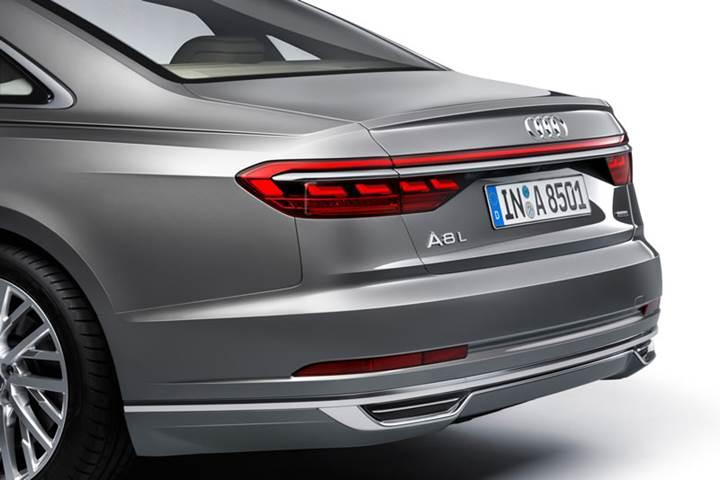 Yeni nesil Audi A8 tanıtıldı