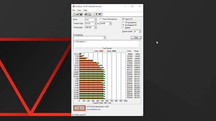 ADATA SU800 Ultimate incelemesi 'Segmentinde F/P'si en iyi SSD'