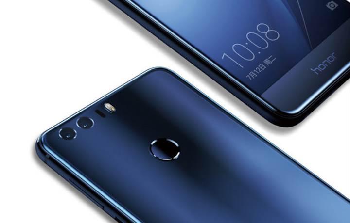 Huawei Honor 9, milyonluk satış barajını geçti