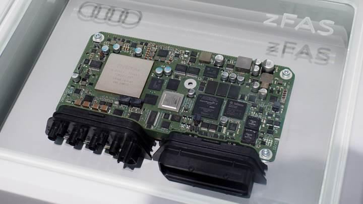 Audi'den otonom sürüş için yapay zeka: Audi AI