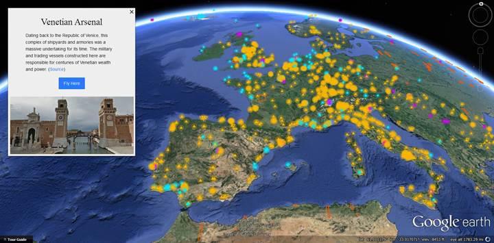 Sıra onda: Google Earth'e hikaye özelliği geliyor