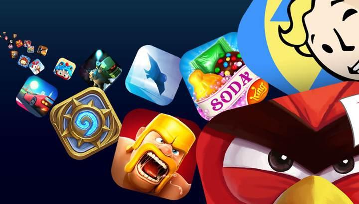 Mobil oyun gelirleri PC ve konsolu geçti