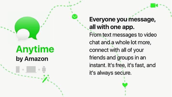 Amazon yeni bir sohbet uygulaması hazırlıyor