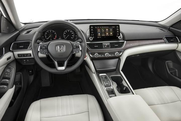 Karşınızda 2018 model Honda Accord