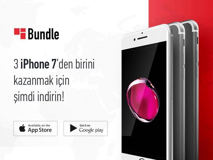 Bundle 3. yılında iPhone 7 hediye ediyor!