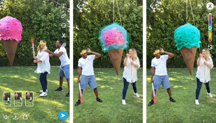 Snapchat, 10 saniyelik kayıt sınırını kaldırıyor
