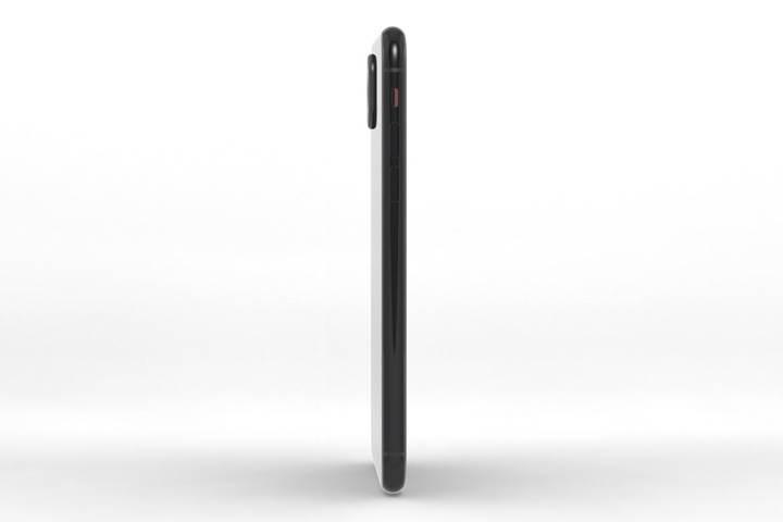 iPhone 8'in final tasarımı sızdı