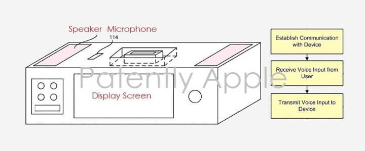 Apple iPhone ve HomePod için akıllı dock patenti aldı