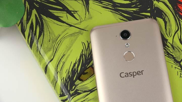 Casper VIA M3 incelemesi