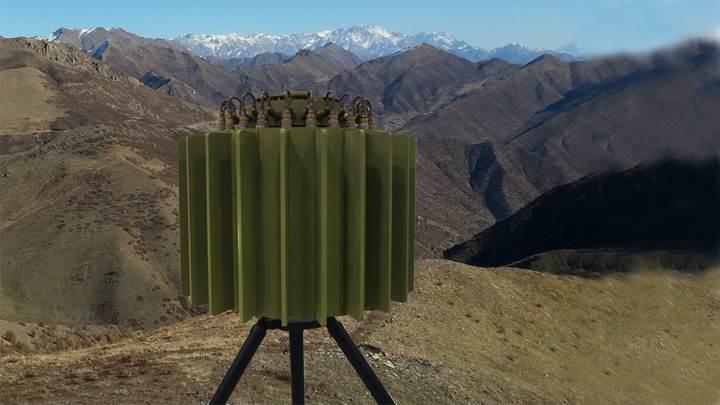 Havan saldırılarına yerli çözüm: SERHAT Havan Tespit Radarı