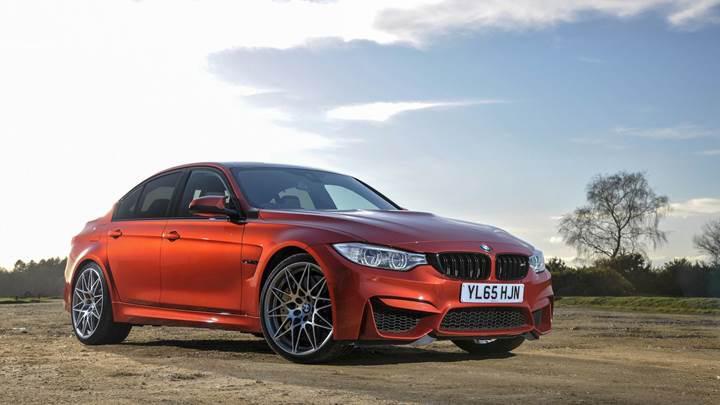 BMW M3 CS, 460 beygir güçle 2018'de geliyor