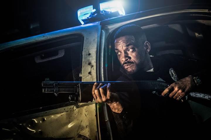 Netflix fantastik filmi Bright'ın yeni fragmanını yayınladı