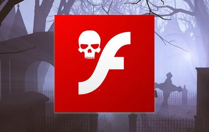 Adobe sonunda Flash Player'ın ölüm tarihini açıkladı