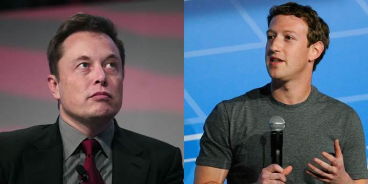 Yapay zeka Elon Musk ve Mark Zuckerberg'i karşı karşıya getirdi