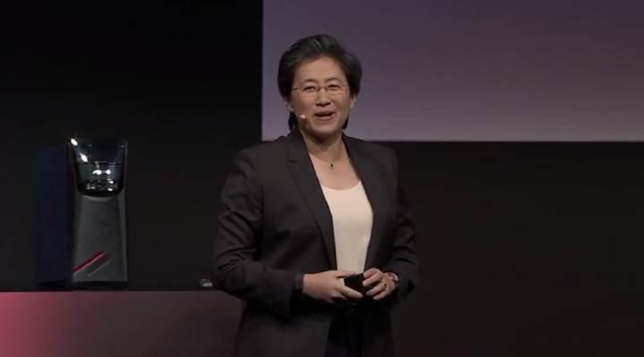 AMD hisseleri yükselişte