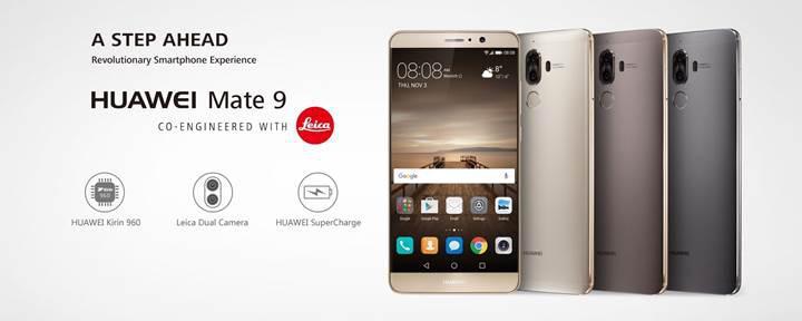 Huawei Mate 10 ciddi manada iPhone 8 ile rekabet edecek