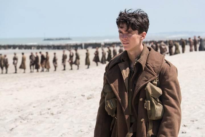 Dunkirk vizyondaki ilk haftasında büyük ilgi gördü