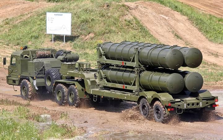 Rusya, S-400 füzelerinde teknoloji transferine onay verdi