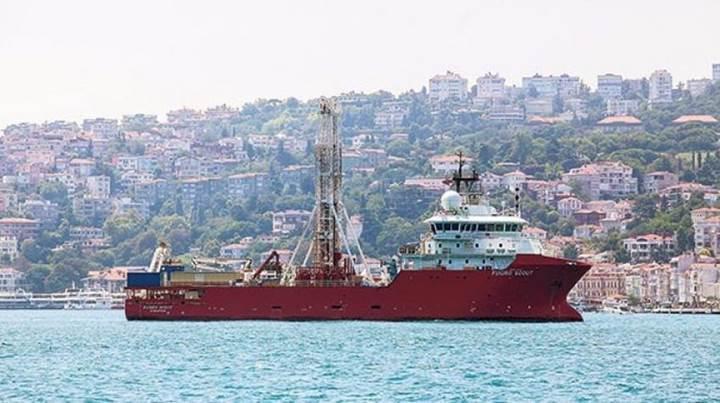3 Katlı Büyük İstanbul Tüneli için Boğaz'da çalışmalar başladı