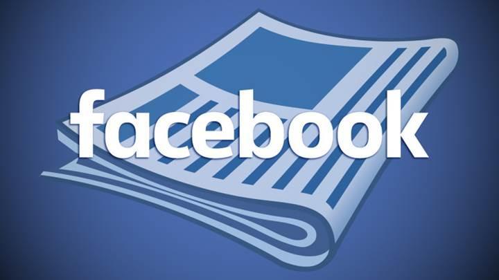 Facebook ücretli haber aboneliği uygulamasından gelir istemiyor