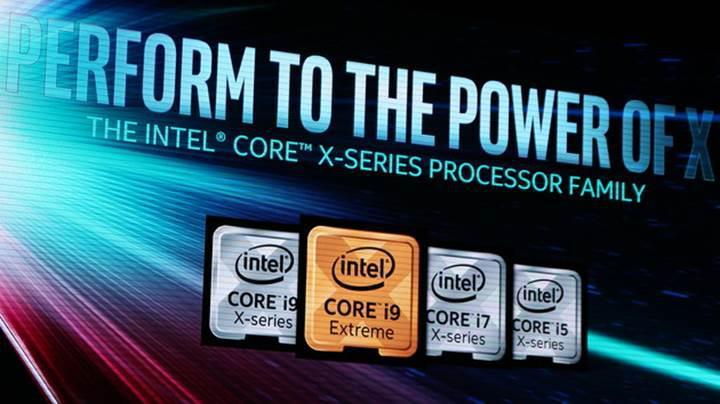 Ve Intel'in 18 çekirdekli Core i9-7980XE işlemcisi detaylandı