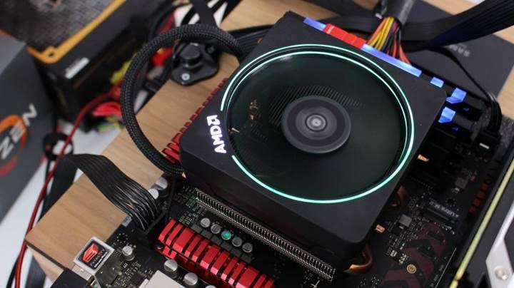 AMD beğeni toplayan Wraith Max soğutucusunu piyasaya sürüyor