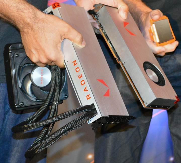 AMD Radeon RX Vega ekran kartları için fiyat bilgileri