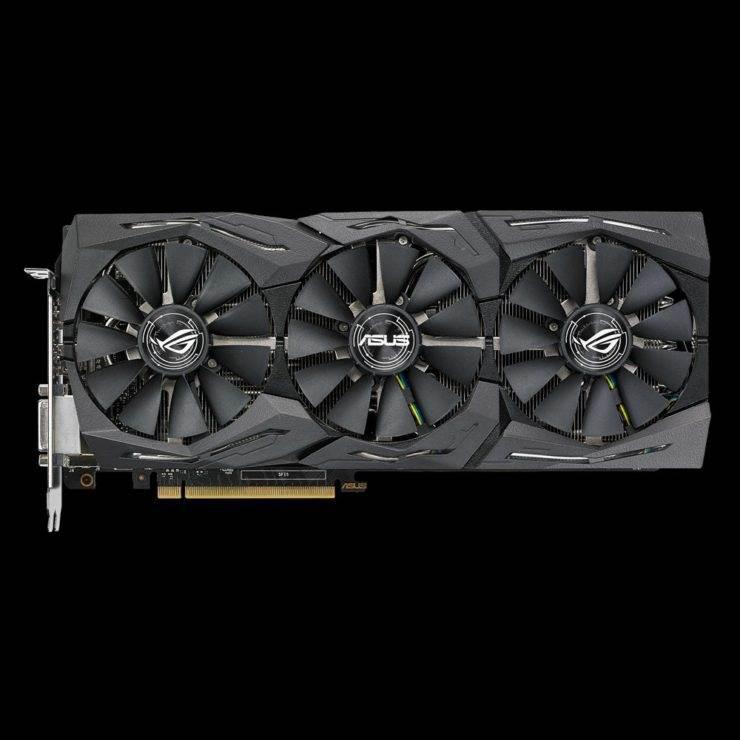 AMD Radeon RX Vega için ilk özel tasarım Asus'tan geldi
