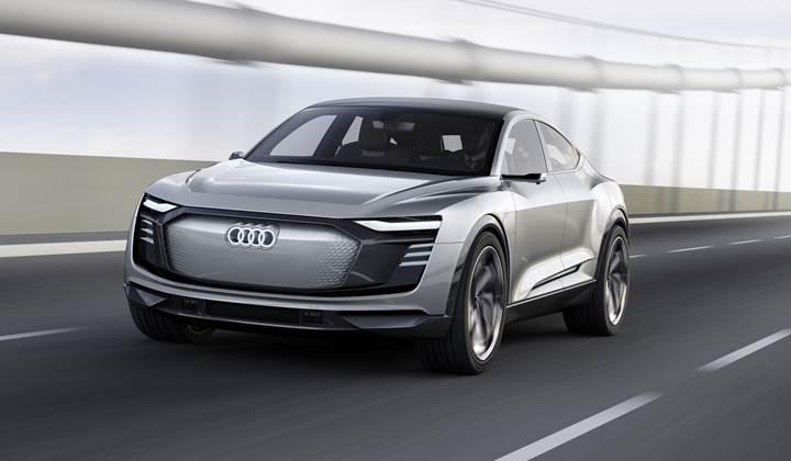 Audi'den 10 milyar Euro'luk elektrikli araç hamlesi