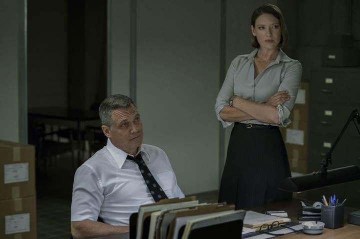Netflix dizisi Mindhunter'ın yeni fragmanı yayınlandı