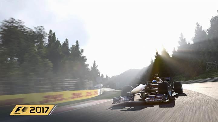 F1 2017 oyunun fragmanı ve ekran görüntüleri yayınlandı