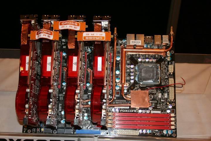 AMD CrossFire teknolojisini terk ediyor