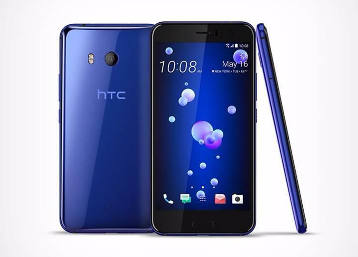 HTC U11'i güçlendirecek kapsamlı bir yazılım güncellemesi geliyor