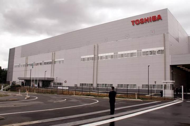 Toshiba, Western Digital'den ayrı bir üretim tesisi kuracak