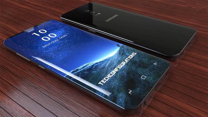 Samsung Galaxy S9'da Y-OCTA ekran kullanılacak