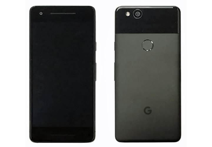 Google Pixel 2 sızdı: Çift kamera yok kalın çerçeveler var