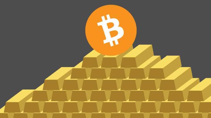 Bitcoin yeniden zirvede: 3000$'ı geride bıraktı